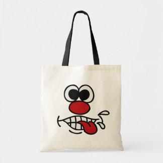 Funny Face custom bags