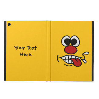 Funny Face custom cases Case For iPad Air