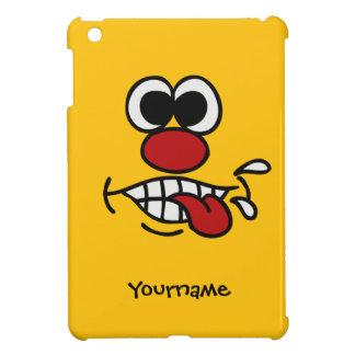Funny Face custom cases Cover For The iPad Mini