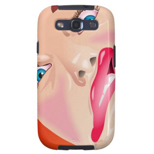 Funny Face Galaxy SIII Covers