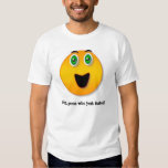 Funny face - Guess who T-shirt
