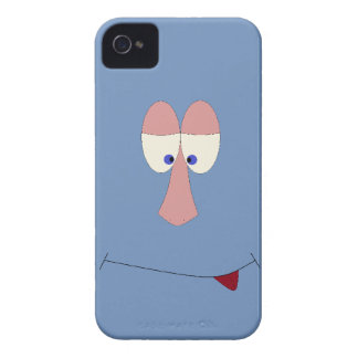 Funny face iPhone 4/4s Case