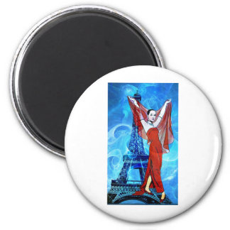 FUNNY FACE.jpg 2 Inch Round Magnet