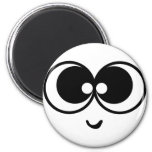 Funny Face Magnet