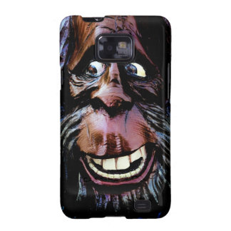 Funny Face on your Case! Bigfoot Samsung Android Samsung Galaxy SII Case