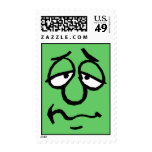 Funny Face Postage