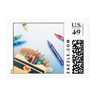 Funny Face © Postage Stamp