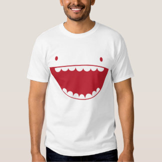 Funny Face Smiles T-shirt