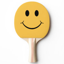 Funny Face Table Tennis Racket Ping-Pong Paddle