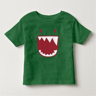 Funny Face Teeth T Shirt