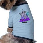 Funny Fairy Man Pet T-shirt
