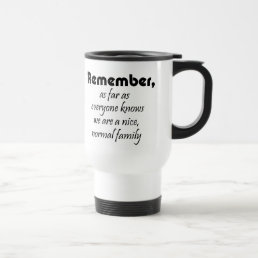 Funny family quotes mugs gifts coffeecups