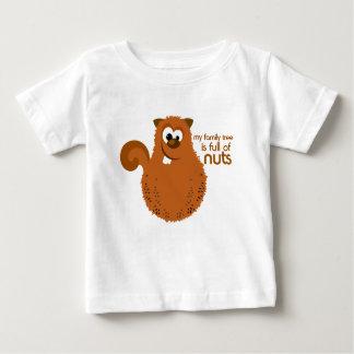 Funny Family Tree Baby T-shirt