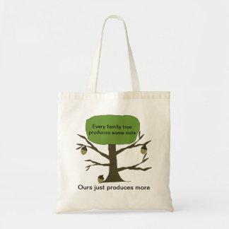 Funny Family Tree Bag
