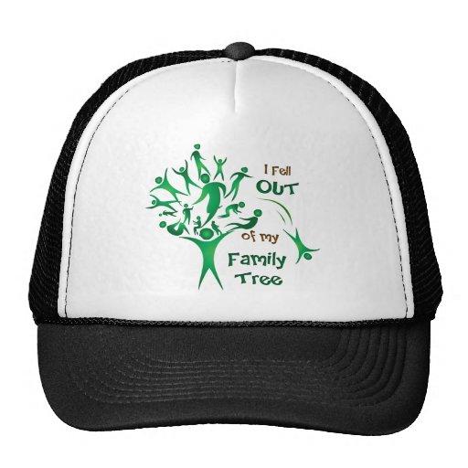 Funny FamilyTree Trucker Hat