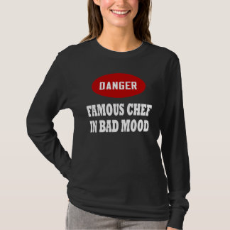 Funny Famous Chef T-Shirt