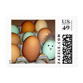Funny Farm Eggs Postage