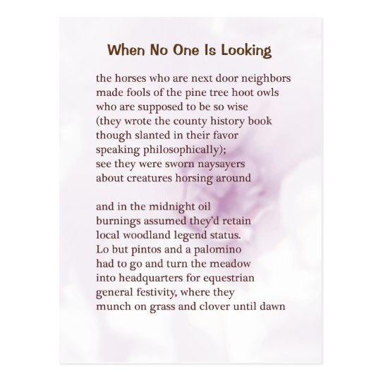 Funny Farm Poem Card 5 Zazzlecom