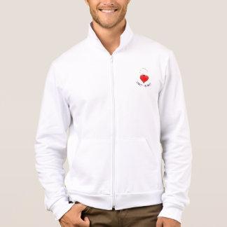 Funny Fart Heart Jacket