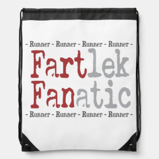 Funny FARTlek FANatic © Runner Backpacks