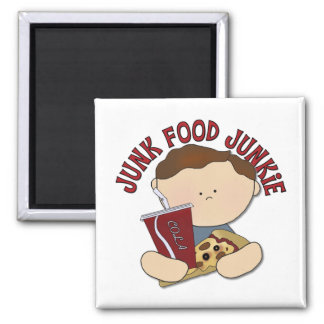 Funny Fast Food Kids Gift Magnets