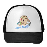Funny Fast Food T-shirts Gifts Hats
