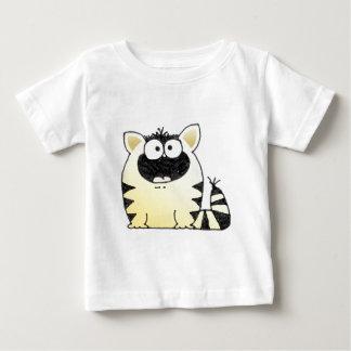 Funny fat Cat Baby T-Shirt