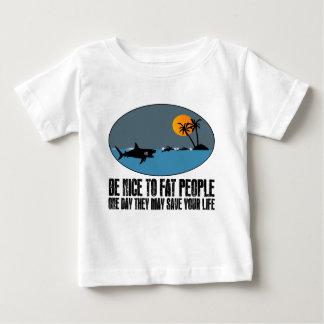 Funny fat joke tshirt