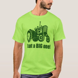 Funny Fathers Day Farting T-Shirt