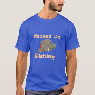 Funny Fathers Day FISHING GIFT TSHIRT