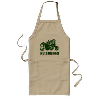 Funny Fathers Day Long Apron