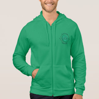 Funny Feelin' Lucky St. Patricks Day Mens Hoodie