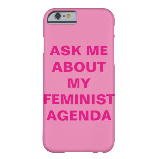 Funny Feminist iPhone 6 Case