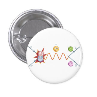 Funny Feynman Diagram Pins