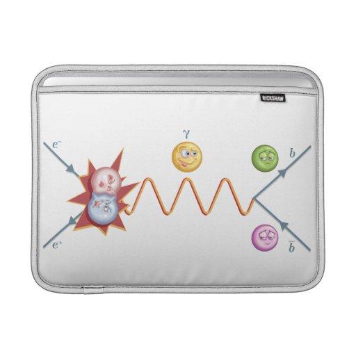 Funny Feynman Diagram MacBook Air Sleeve