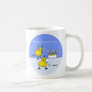 Funny Figure Skating Gift Coffee Mug