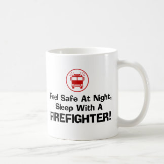 Funny Firefighter Coffee Mug