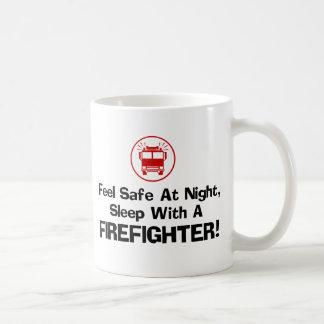 Funny Firefighter Mugs