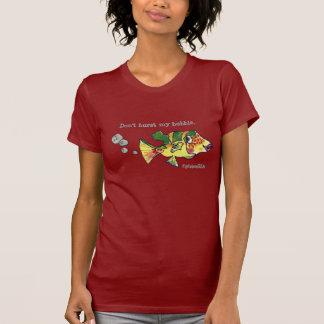 Funny Fish 11 FlatulenSEA Cartoon T Shirts
