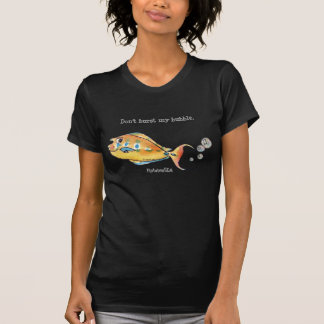 Funny Fish 17 FlatulenSEA Cartoon T Shirts