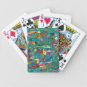 """Funny Fish"" Playing Cards"