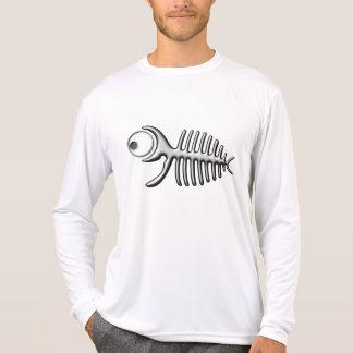 Funny fishbone t shirt
