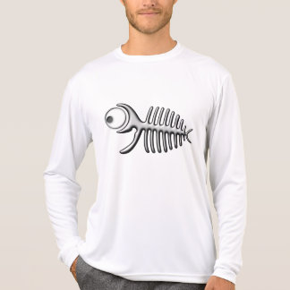 Funny fishbone tee shirts