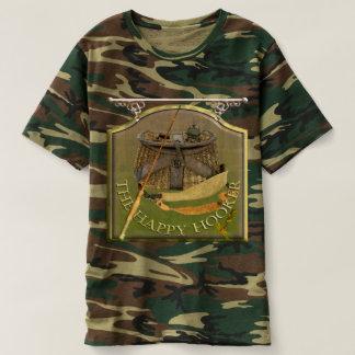Funny Fishermans British Pub Sign T Shirt