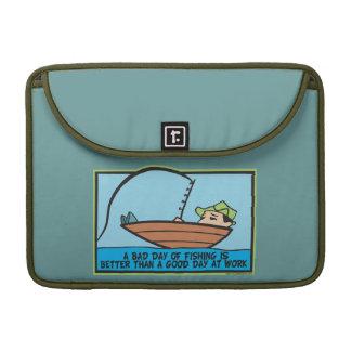 Funny Fisherman's Sleeves For MacBooks