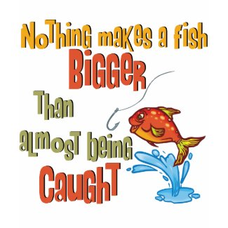 Funny Fishing - Almost Caught shirt