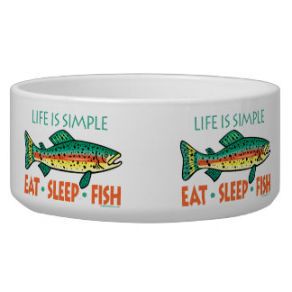 Funny Fishing Bowl