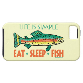 Funny Fishing iPhone 5 Cover