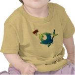 Funny Fishing Fish T-shirts