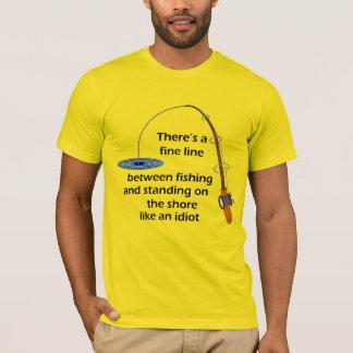 Funny Fishing Geek Shirt